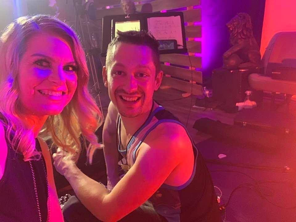 Wil Koehnke & Christine @ NW Talent spotlight