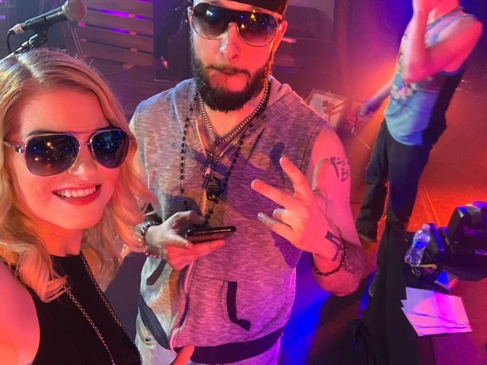 Tay Conti & Christine @ NW Talent spotlight